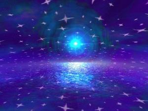 Entering Ultraviolet's planet