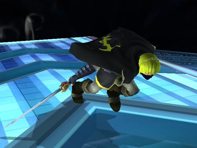 ninja power! yay!