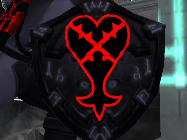 Heartless Sheild!