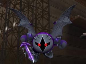 Beware, Meta Knight!